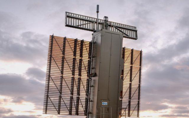Spanish Air Force Radar