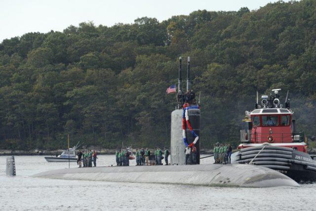 USS Toledo