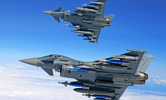 German Air Force Eurofighter