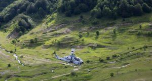 AH-1W Super Cobra in Albania