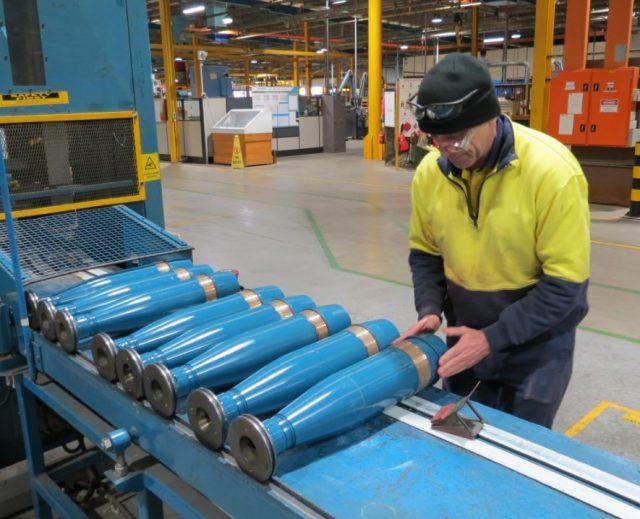 Benalla munitions plant