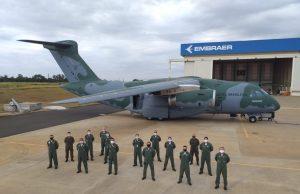 Brazilian Air Force C-390 Millenium