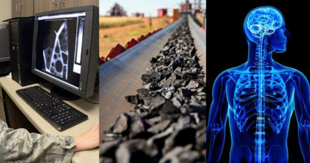 Gamma ray technology