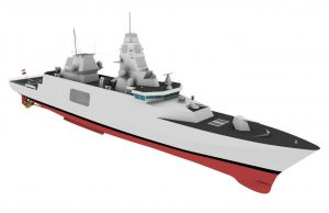 Dutch Belgian next generation frigate