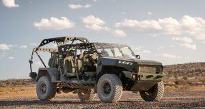 US Army infantry squad vehicle