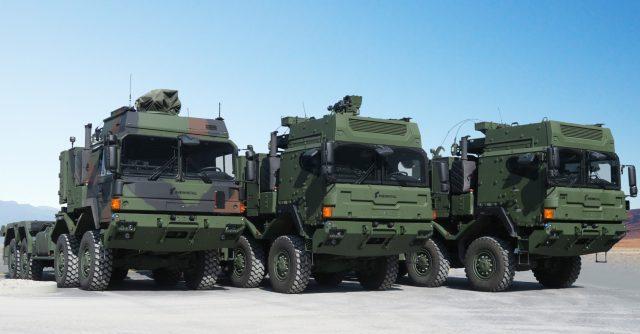 German Army Wechselladersystem