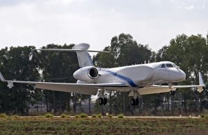 IAI special mission aircraft