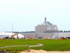 AAMDS site in Redzikowo, Poland