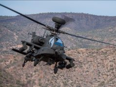 Apache attack helicopter Morocco