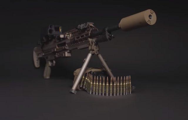 SIG Sauer NGSW machine gun