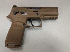Sig Sauer M18 handgun