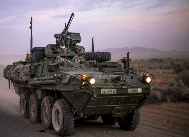 US Army Stryker