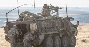 Stryker AFV