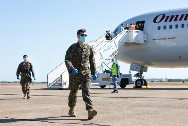 US Marines in Australia