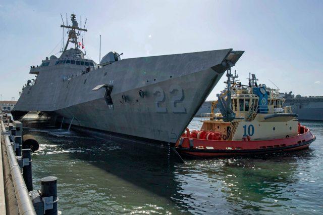 USS Kansas City