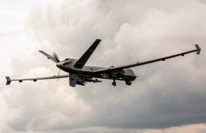 MQ-9 Reaper UAS US Navy