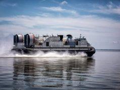US Navy LCAC