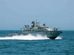 Mark VI patrol boat for Ukraine