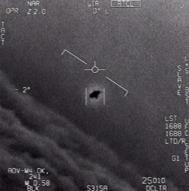 US Navy UFO video