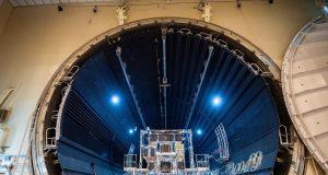 SBIRS missile warning satellite