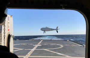 S-100 aboard HMAS Ballarat