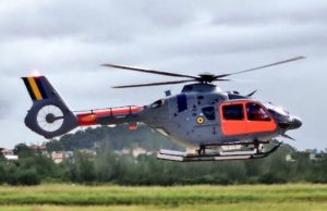 UH-17 H135 helicopter
