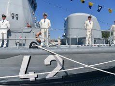 Croatian Navy missile boat