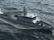 Israel Shipyards OPV 45