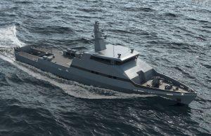 Israel Shipyards OPV 45