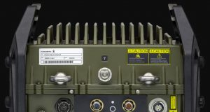 NATO Band IV tactical radio link