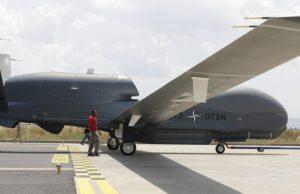 RQ-4D Phoenix in Italy