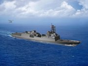 US Navy FFG(X) frigate