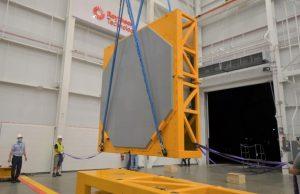 AN/SPY-6(V)1 radar array