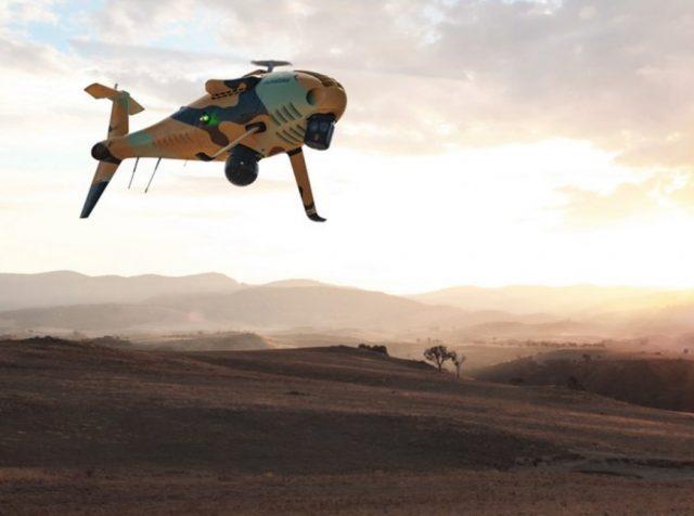 S-100 UAS for Australian Army