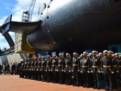 Project 955A submarine Knyaz Oleg