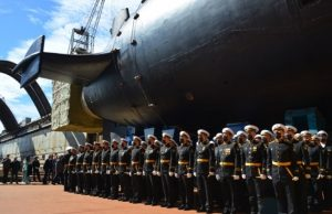 Project 955A submarine Knyaz Oleg