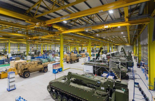 Ajax assembly line