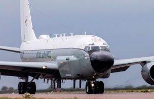 Royal Air Force Rivet Joint aircraft