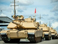 M1A2C (SEP v.3) Abrams tanks