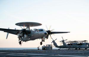 E-2D Advanced Hawkeye Aircraft