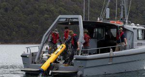 Australian Navy AUV