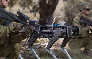 Australian integrated soldier system