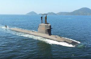 Scorpene submarine Riachuelo