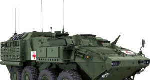 Armoured Combat Support Vehicle graphic