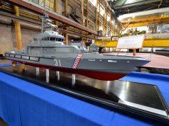Omis-class patrol vessel model