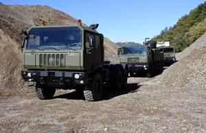 High mobility trucks