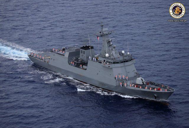 Jose Rizal frigate