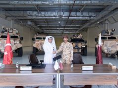 Qatar Armed Forces NMS 4x$
