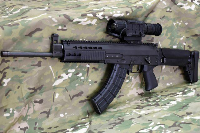 M19 modular gun Serbia