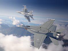 Canada Super Hornet
